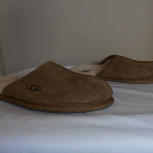 109418e797cc UGG Shoes - Ugg Mens Scuff Slippers Water Resistant Suede 9